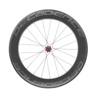 35% Off 81mm Deep 27.9mm Wide 1550gr Carbon Clincher Wheel Set & Free Shipping Worldwide